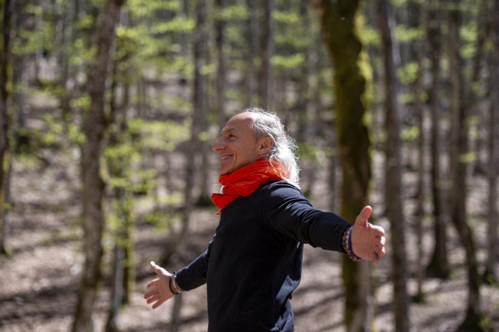 La Via delle Foreste – Il contatto con la Foresta
