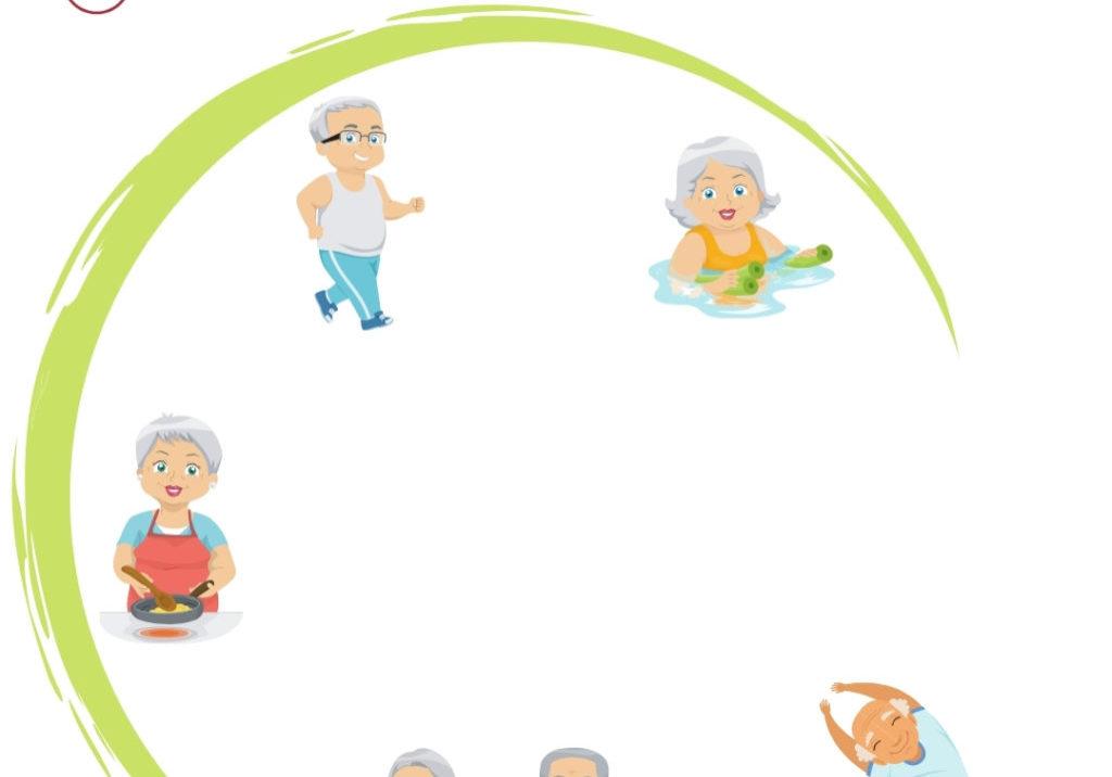 Grafiche varie_La Via della Longevità Felice