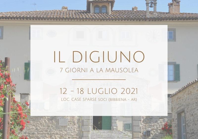 Il digiuno_La Mausolea