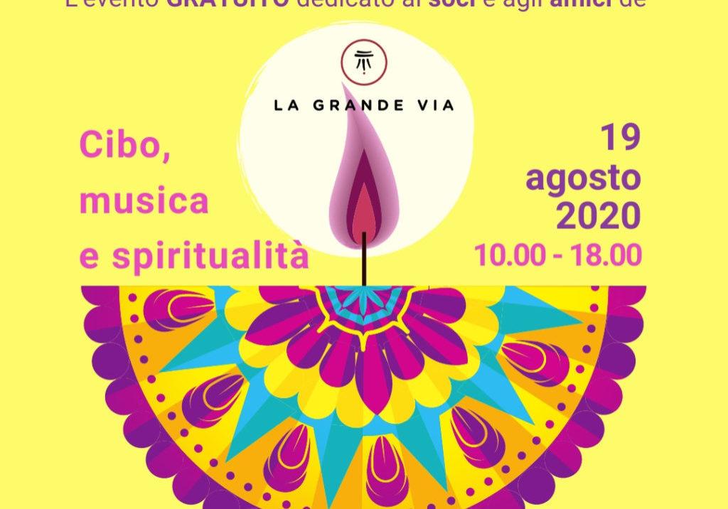 La festa della gioia 2020_Locandina