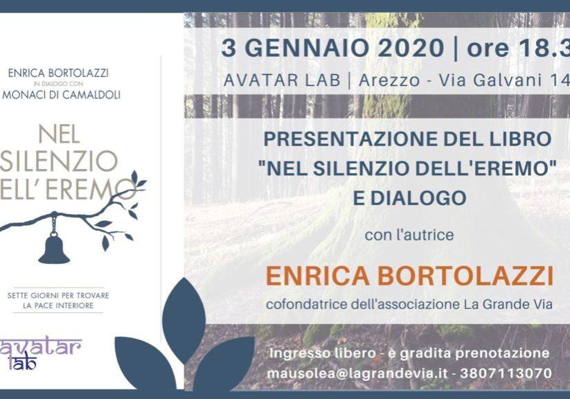 PRESENTAZIONE DEL NUOVO LIBRO CON L'AUTRICE ENRICA BORTOLAZZI E IL MONACO CAMALDOLESE ALEX BAYER (4)